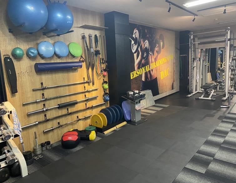 パーソナルトレーニングジムダック 札幌店の画像